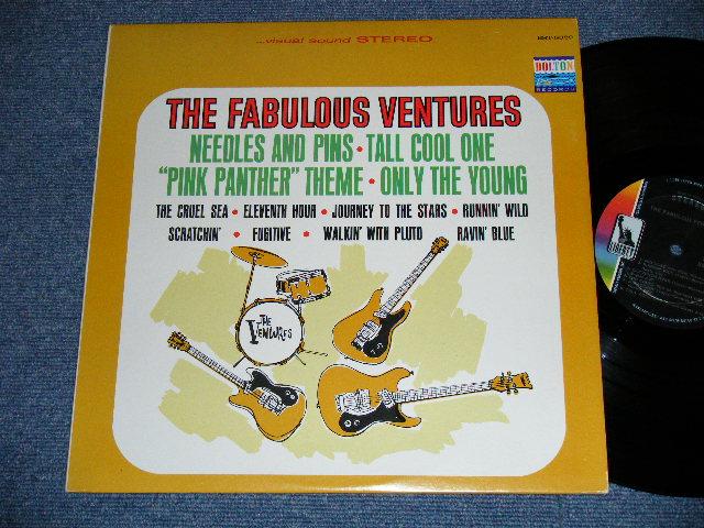 画像1: THE FABULOUS VENTURES   CANADA LIBERTY Label STEREO