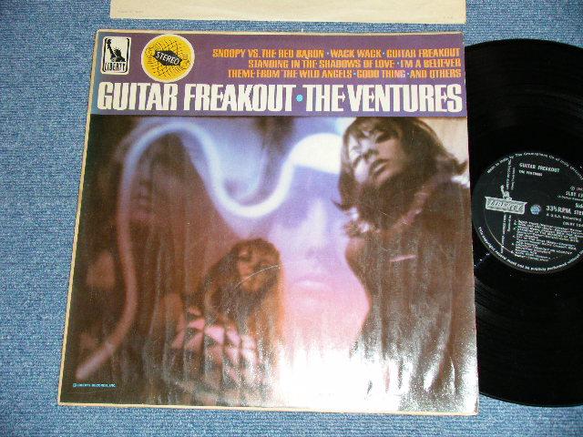画像1: GUITAR FREAKOUT      INDIA Press LIBERTY Label