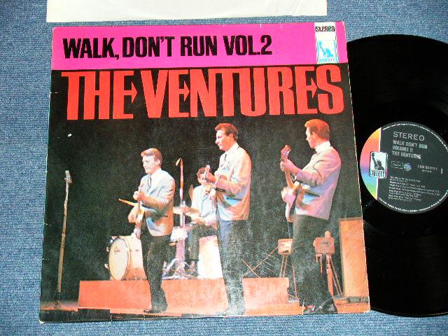 画像1: WALK, DON'T RUN VOL.2  GERMAN 2nd Issued Reissue  STEREO  LP