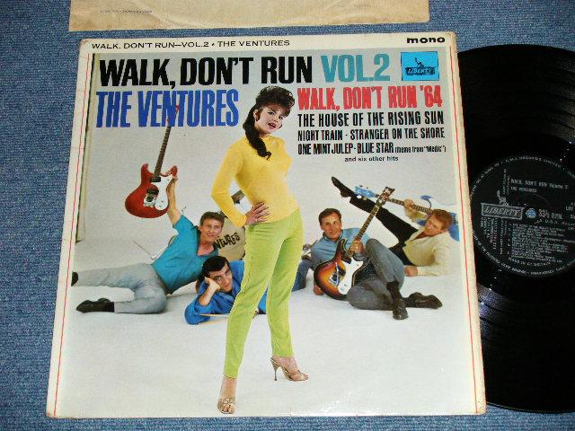 画像1: WALK, DON'T RUN VOL.2   UK ENGLAND ORIGINAL  LP