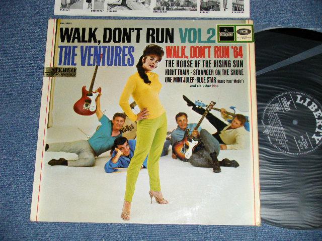 画像1: WALK, DON'T RUN VOL.2  GERMAN ORIGINAL STEREO  LP