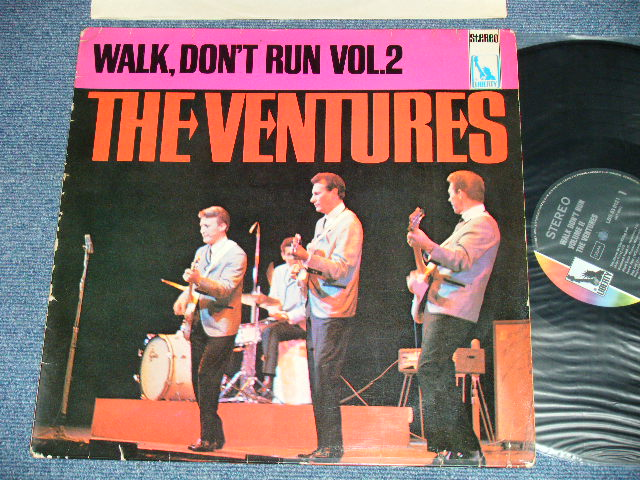画像1: WALK, DON'T RUN VOL.2  GERMAN 2nd Issued Reissue  STEREO  LP