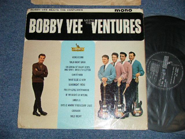 画像1: BOBBY VEE MEETS THE VENTURES    1963 UK ENGLAND ORIGINAL MONO