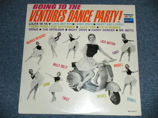 画像1: GOING TO THE VENTURES DANCE PARTY :  MONO SEALED Copy