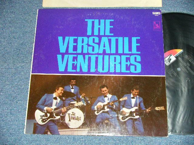 画像1: THE VERSATILE VENTURES   :  US ORIGINAL RECORD CLUB RELEASE