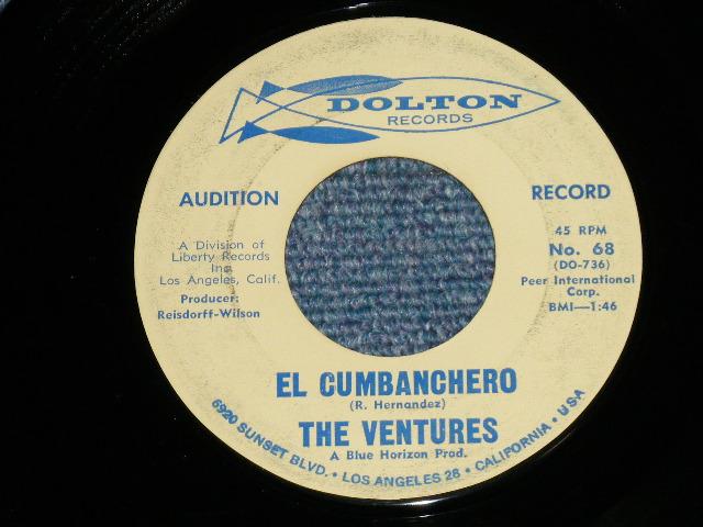 画像1: EL CUMBANCHERO / SKIP TO M' LIMBO    AUDITION Label PROMO