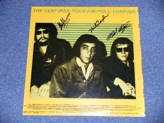 """画像1: ROCK AND ROLL FOREVER    :  1972 US ORIGINAL  """"With AUTOGRAPHED 直筆サイン"""""""