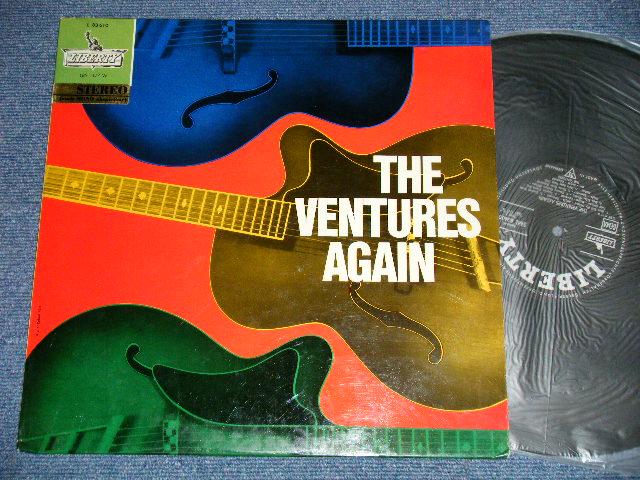 画像1: THE VENTURES AGAIN  GERMAN ORIGINAL  STEREO  LP