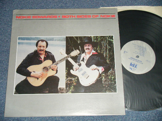 画像1: NOKIE EDWARDS -  BOTH SIDES OF NOKIE   1988  US Original   LP