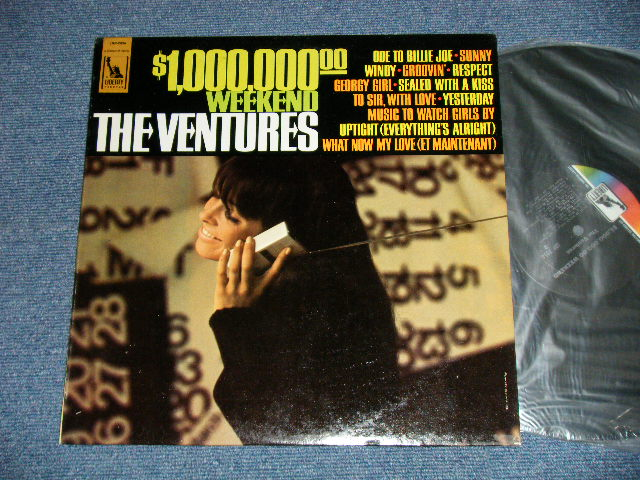 "画像1: $1,000,000.00 WEEKEND  :  US ORIGINAL  MONO  NON ""MONO Credit Back Cover"""