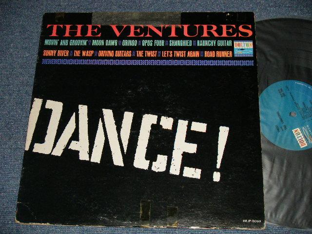 """画像1: DANCE!   """"TWIST"""" CREDIT Label : """"BLUE with BLACK PRINT Label"""