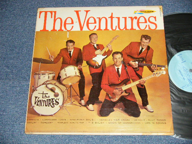 画像1: THE VENTURES     LIGHT BLUE LABEL
