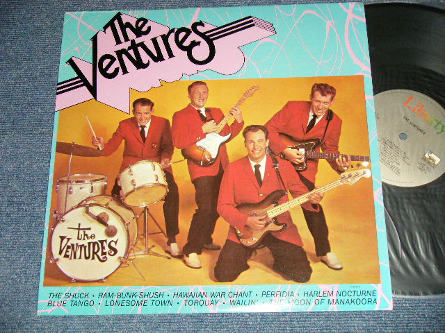 画像1: THE VENTURES     1983 REISSUE 10 Tracks Version