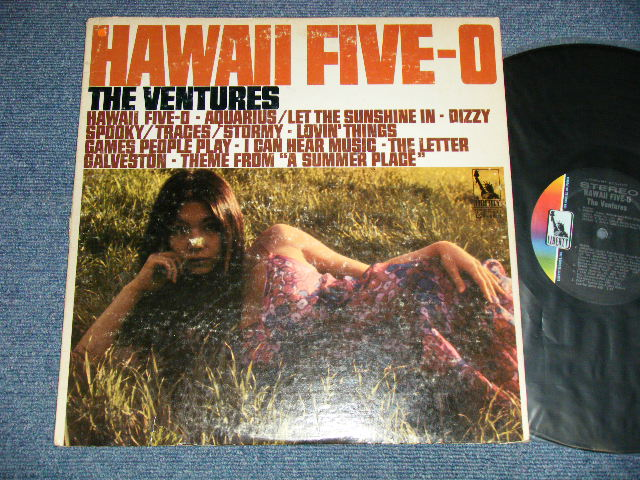 画像1: HAWAII FIVE-O   LIBERTY Label