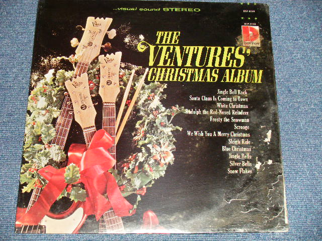 "画像1: THE CHRISTMAS ALBUM      1968 US AMERICA Version ""''4' Credit at Back Cover's RIGHT BOTTOM"" STEREO ""BRAND NEW SEALED "" LP"