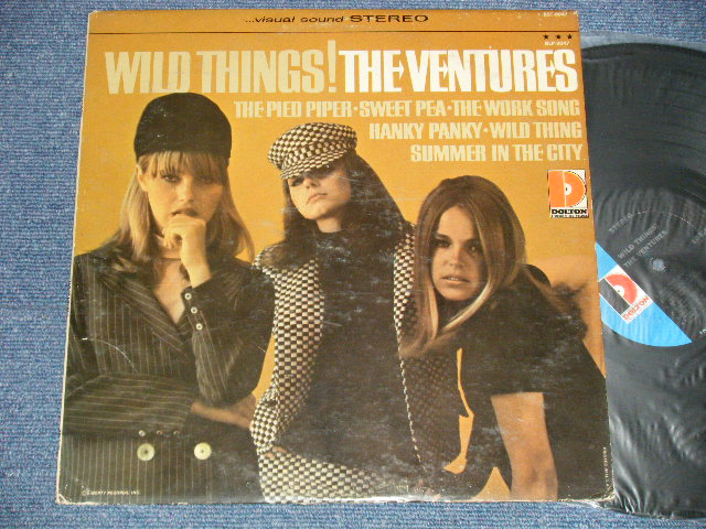 "画像1: WILD THINGS!  ""D"" Mark Label"