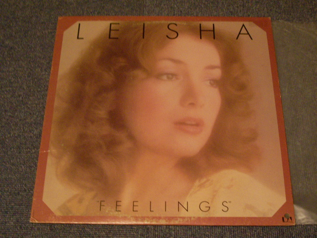 画像1: LEISHA - FEELINGS     : 1975 CANADA ORIGINAL LP