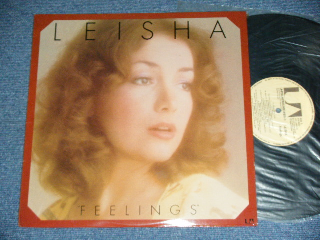 画像1: LEISHA - FEELINGS     : 1975 SINGAPORE  ORIGINAL LP