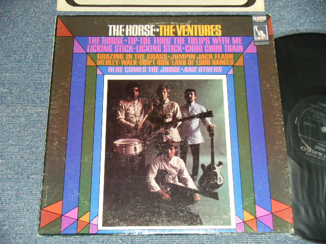 画像1: THE HORSE   :  1968 US ORIGINAL  / NONE CUT OUT
