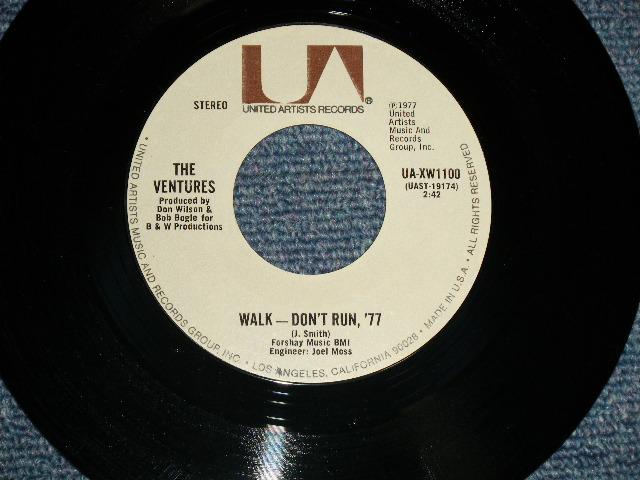 画像1: WALK DON'T RUN '77 / AMANDA'S THEME (Haunting Memories)