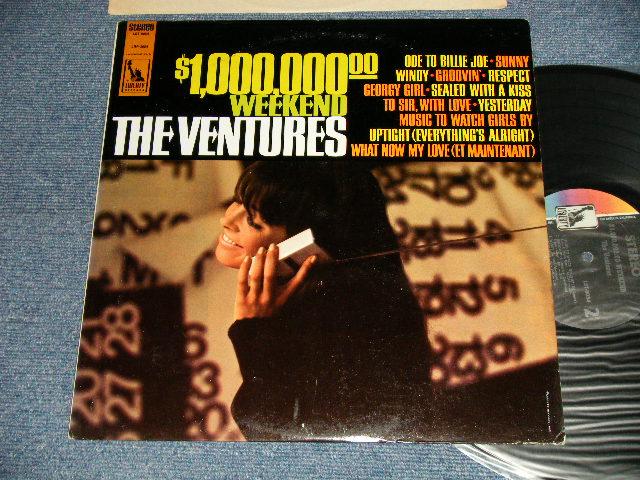 画像1: $1,000,000.00 WEEKEND  :  US AMERICA ORIGINAL  STEREO