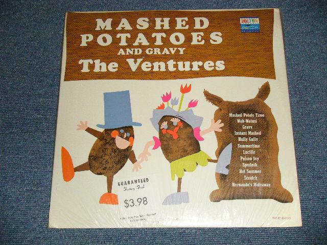画像1: MASHED POTATOES AND GRAVY :  SEALED Copy