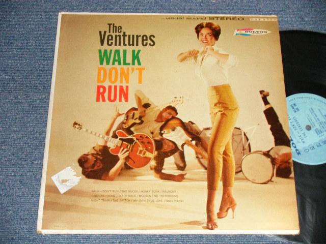 画像1: WALK,DON'T RUN    LIGHT BLUE Label