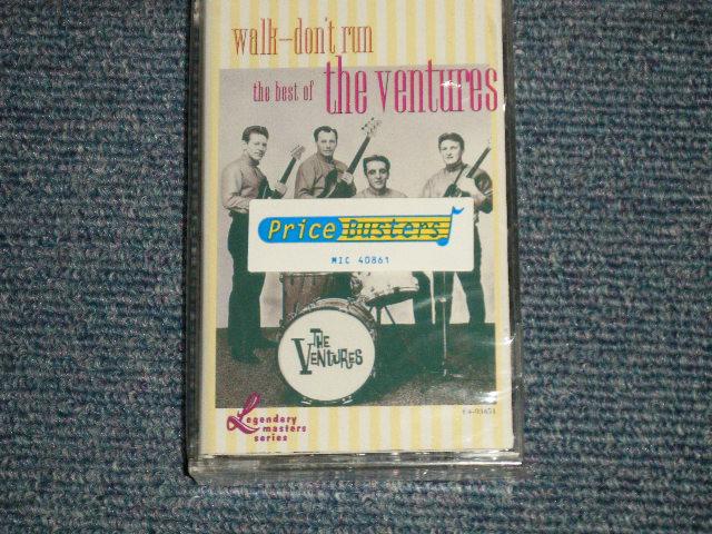 画像1: WALK, DON'T RUN /THE BEST OF / LEGENDARY MASTERS SERIES    1990 US AMERICA  CASSETTE Tape