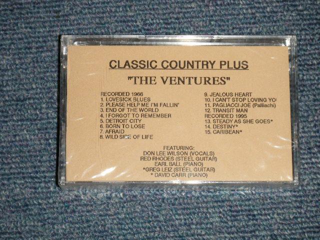 画像1: CLASSIC COUNTRY PLUS (UK FAN CLUB Only)     1996 US AMERICA? ORIGINAL CASSETTE Tape