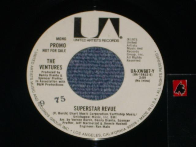 画像1:  SUPERSTAR REVUE / SUPERSTAR REVUE   Promo Only Same Flip Mono Stereo YELLOW & WHITE Label