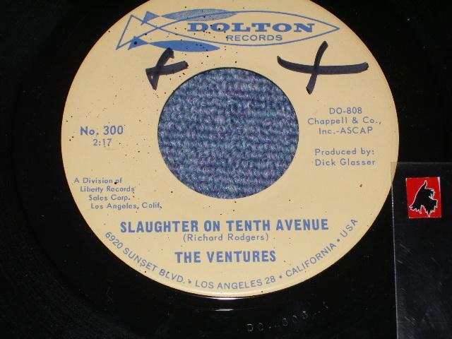 画像1: SLAUGHTER ON TENTH AVENUE / RAP CITY     AUDITION  LABEL PROMO
