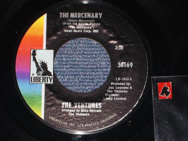 画像1: 56169  THE MERCENARY / THE WANDERER
