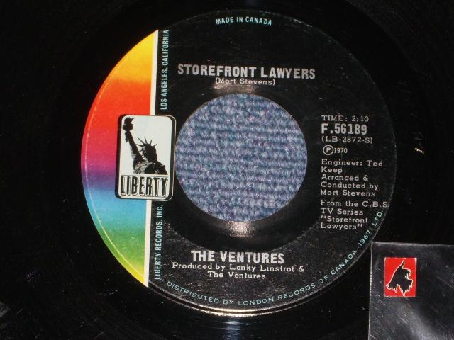 画像1: F.56189 STOREFRONT LAWERS ( THEME ) / KERN COUNTY LINE  CANADA PRESSINGS