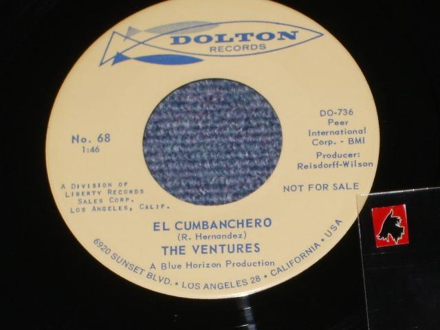 画像1: EL CUMBANCHERO / SKIP TO M' LIMBO Audition Label