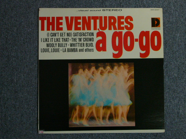 画像1: VENTURES A GO GO 70's United Artists Label