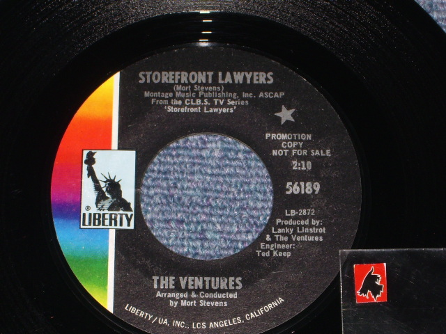 "画像1: 56189 STOREFRONT LAWERS ( THEME ) / KERN COUNTY LINE    ""NOT FOR SALE"" TEXT on RIGHT  SIDE AND Have a ""SATR"""