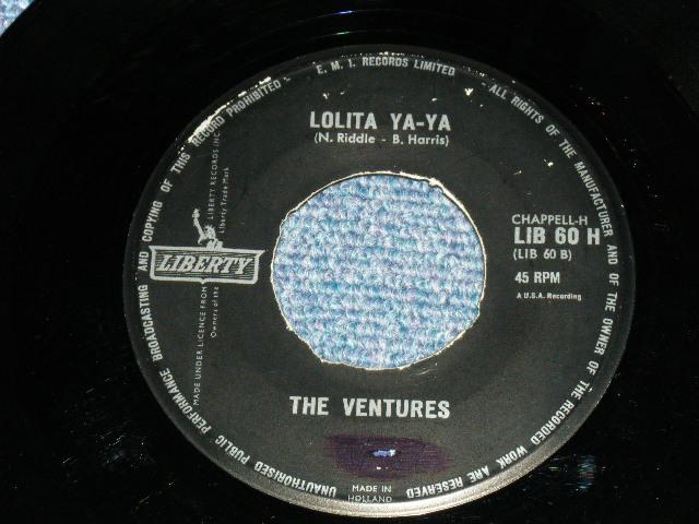 画像1: LOLITA YA-YA / LUCILLE   UK PRESS