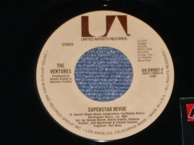 画像1:  SUPERSTAR REVUE ( DISCO VERSION ) / SUPERSTAR REVUE