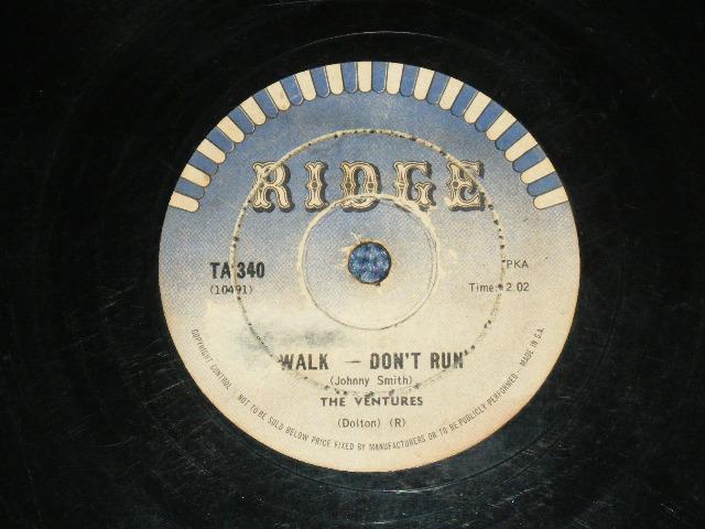 画像1: WALK, DON'T  RIN / HOME   - SOUTH AFRICA   ORIGINAL 78rpm SP