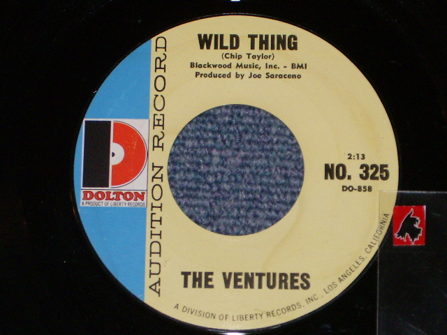 画像1: WILD THINGS / PENETRATION     Audition Label