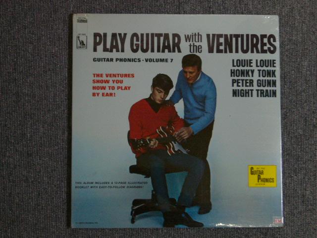 画像1: PLAY GUITAR WITH THE VENTURES GUITAR PHONICS・Volume 7 Sealed