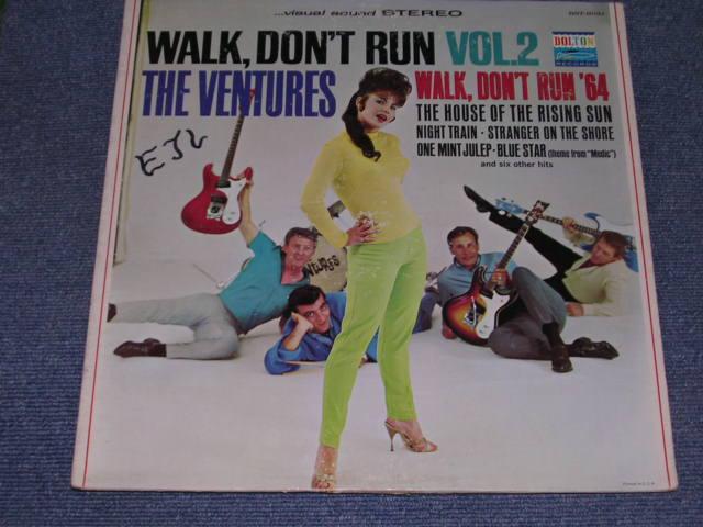 画像1: WALK, DON'T RUN VOL.2 (2nd Jacket)  Audition Label
