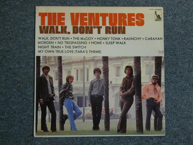 画像1: WALK DON'T RUN   70s LIBERTY LABEL