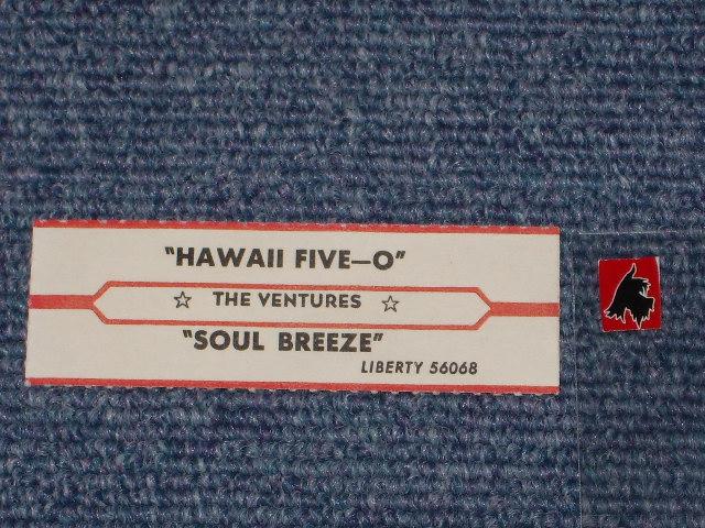 画像1: HAWAII FIVE-O / SOUL BREEZE   JUKEBOX STRIPE