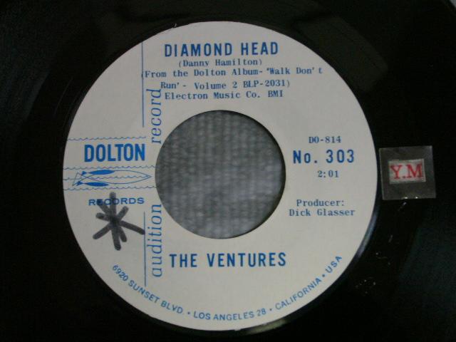 画像1: DIAMOND HEAD / LONELY GIRL Audition White Label