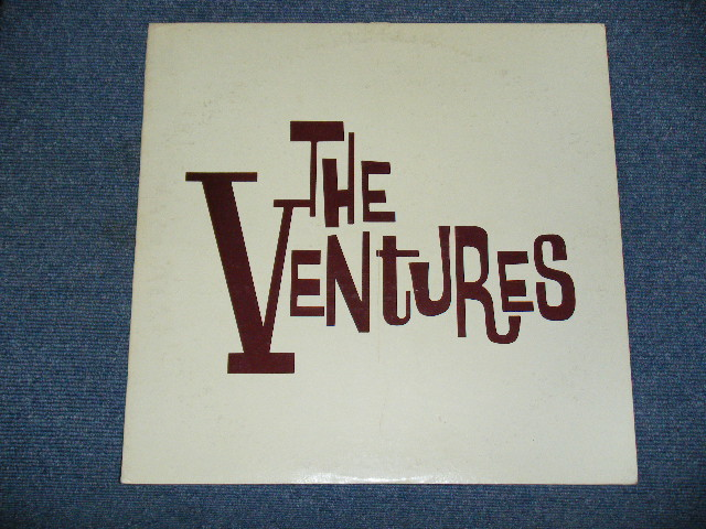 画像1: THE VENTURES : ADVENTURES IN PARADISE