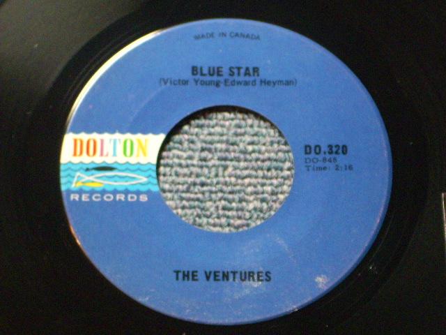 画像1: BLUE STAR / COMIN' HOME BABY    CANDIAN PRESSINGS