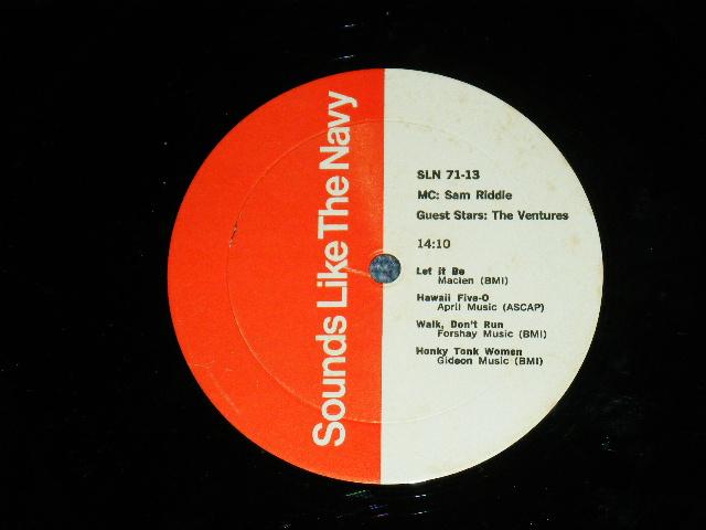 画像1: SOUND LIKE THE NAVY      US NAVY  RADIO SHOW