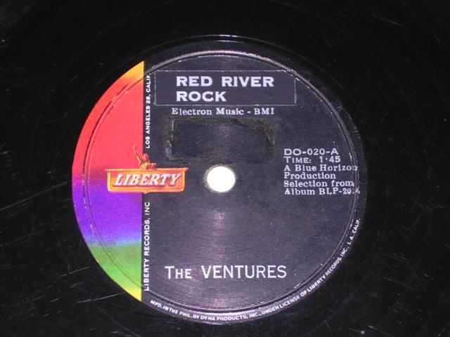 画像1: RED RIVER ROCK / YA YA WOBBLE    - PHILLIPPINESORIGINAL 78rpm SP