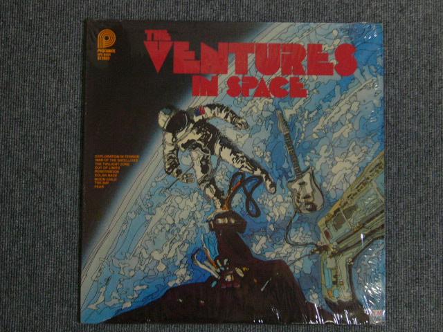 画像1: (THE)VENTURES IN SPACE 70s Pickwick Label